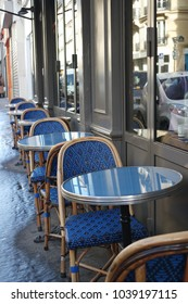 French bistrot outside