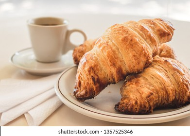 French bread named Croissant