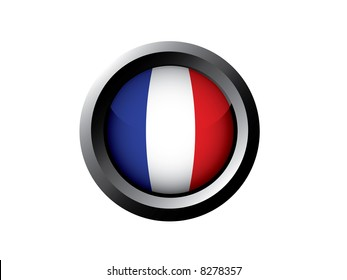 french button flag