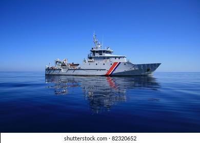 French coast guard