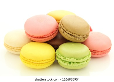 french confectionery macaron
