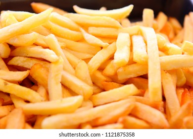 French Fries - background