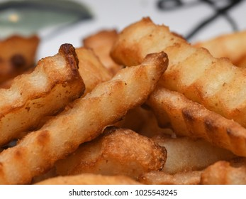 French Fries in Macro