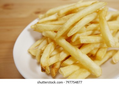 French fries for serving