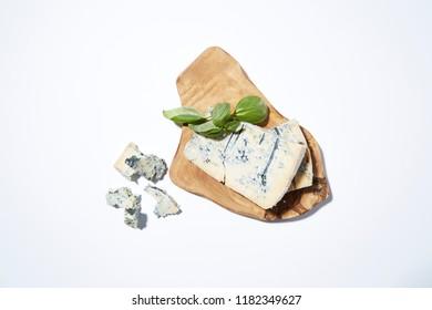 French Gorgonzola cheese