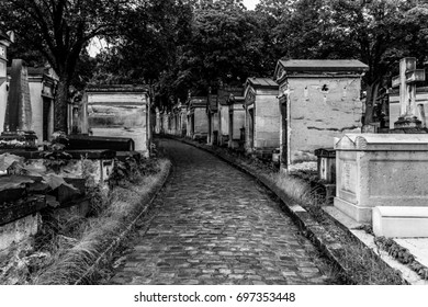 French Grave Yard