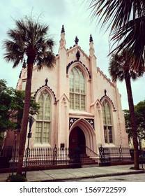 French Huguenot Church in Charleston