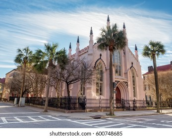 French Huguenot Church in Charleston, SC