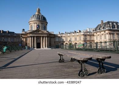 French institute, Paris