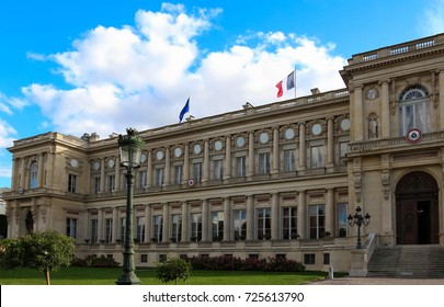The French Ministry of Foreign Affairs ,Paris, France.