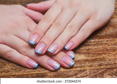 Short Nails Images Stock Photos Vectors Shutterstock