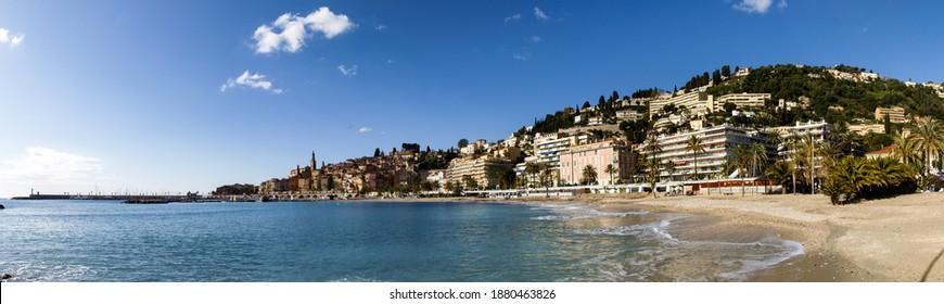 Französische Riviera, Frankreich: Küstenlandschaft zwischen Nizza und St. Tropez