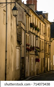 A French road in Le Bayeux