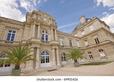 Jardin Du Luxembourg Images Stock Photos Vectors Shutterstock