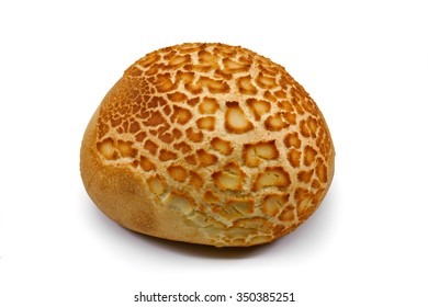 French TIGER bread, a very rare special french bread, found during the Christmas holidays, delicious flavor and scent and crispy crust