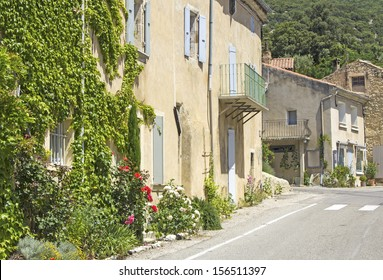French town, from Provence.