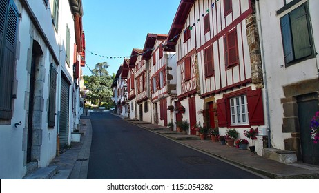 French village of Bastide-Clerence