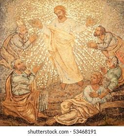Fresco in Vatican museums