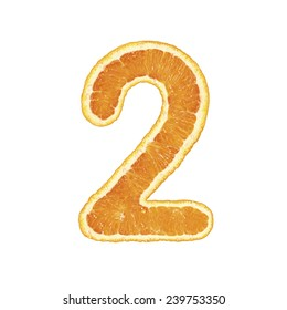 Fresh alphabet (number 2)