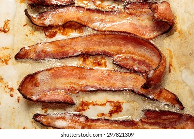 fresh apple wood bacon