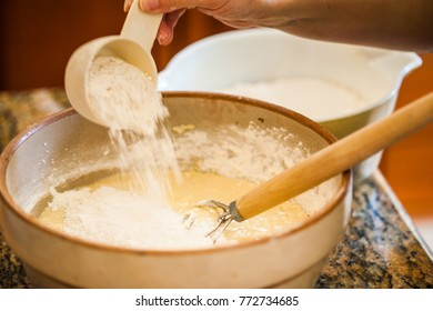 Fresh Baked Bread & Preparation