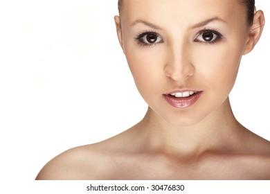 Fresh and Beautiful sexy woman
