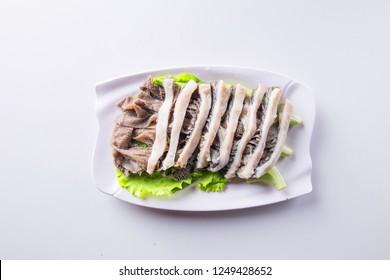 Fresh beef omasum