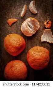 Fresh brazilian orange