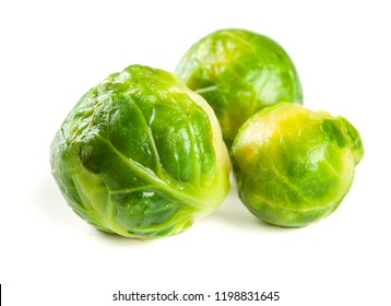 Fresh brussles sprouts