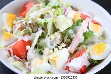 fresh caeser salad