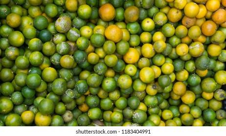 Fresh Calamansi Lime