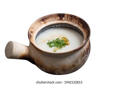 Fresh Cantonese rice porridge ,tastes like home