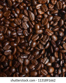 Fresh coffee bean Roasted