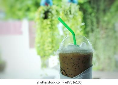 Fresh  coffee cold.It's the aroma and delicious nature of Ice espresso,latte,cappuccino.