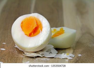 fresh cooked breakfast egg