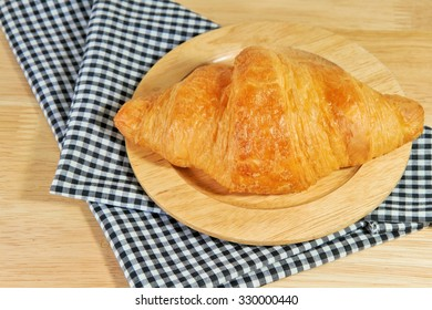 Fresh Croissants are ready for the Breakfast