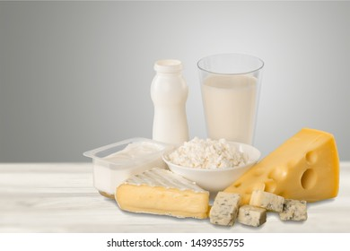Milk Products Images, Stock Photos & Vectors | Shutterstock