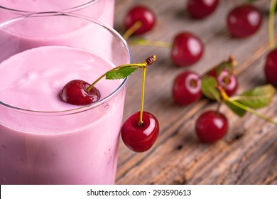 fresh delicious fruit yogurt