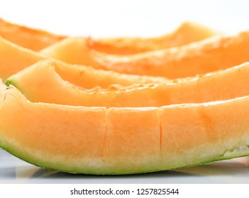 Fresh and delicious golden state melon