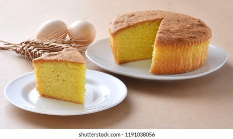Fresh & Delicious Plain Cake