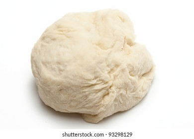 Fresh dough ready for baking