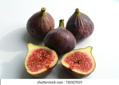 fresh figs fruits
