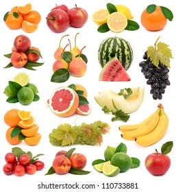 Fresh fruit for all tastes
