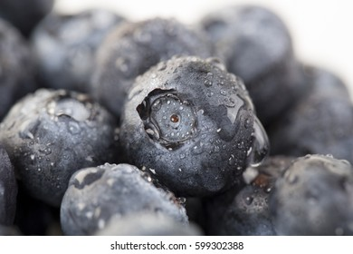Fresh fruit, blueberry