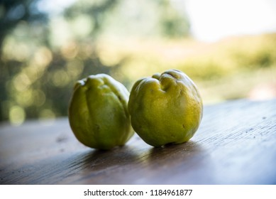 fresh fruits on the table - Shutterstock ID 1184961877