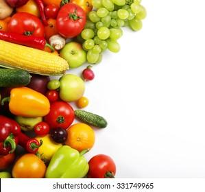 Imágenes Fotos De Stock Y Vectores Sobre Frutas Y Verduras