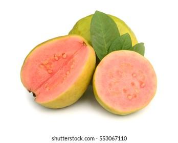 Fresh green Guava fruit