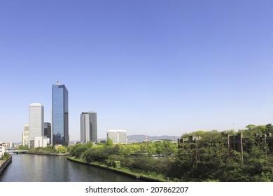 The Fresh Green Near Osaka Business Park