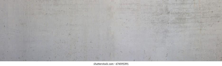 Fresh grey concrete background header.