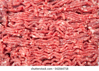 Fresh ground beef. Cooking cutlets and hamburgers.